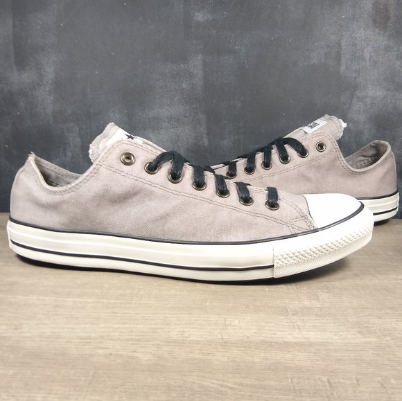 Converse Other - 🆕 Converse Chuck Taylor All Star Oxford Grey 12